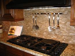 Image Of Rustic Kitchen Tile Backsplash