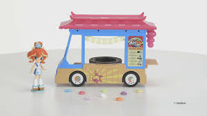 100 Sushi Truck My Little Pony Equestria Girls Rollin