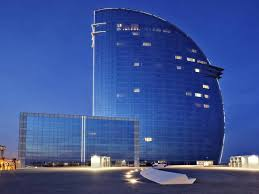 100 W Hotel In Barcelona Spain Bofills Floornature