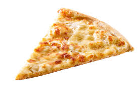 Download Slice Cheese Pizza Close up Isolated Stock Image Image