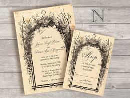 Rustic Wedding Invitations