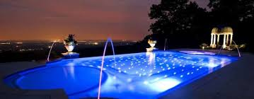 Glow In The Dark Mosaic Pool Tiles by 5 Creative Ways To Decorate Your Swimming Pool This Summer