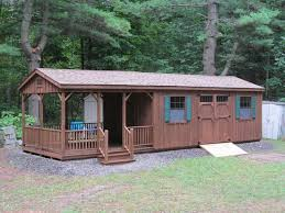 Pre Built Sheds Canton Ohio by 12x16 Shed I Could Use This Painted To Match The House Fine