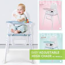 Folding Baby High Chair Dining Chair | Shopee Philippines Portable High Chair For Feeding Adjustable Baby Seat Good Quality Swing Dinner Folding Buy Costway Infant Toddler Booster Wander Kids Junior Bcf Top 10 Best Chairs Heavycom Amazoncom Evenflo 4in1 Eat Grow Convertible Fold Up Fruit Design Trade Me Detachable And Ding Playset Children Mulfunctional 21 Beach 2019 Ciao Baby Chair The Unforgettable Shower Gift