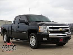 Used 2011 Chevy Silverado 1500 LT 4X4 Truck For Sale Pauls Valley OK ...