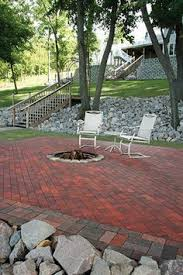 Menards Patio Paver Patterns by Tumbled Holland Paver Old Town Blend Patio And Garden Ideas