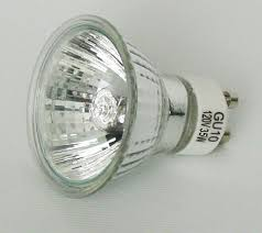 12 x gu10 halogen light bulbs 120 volt l home 35 watts