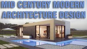 100 Midcentury Modern Architecture Mid Century Design Plan N Design