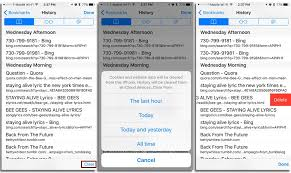 How To Selectively Delete Entries From Your Browsing History in