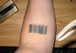 31 Different Barcode Tattoo Ideas