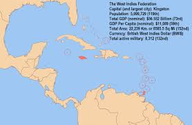 If The West Indies Federation Reunited 1280 X 836