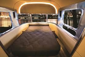 Airstream Unveils Luxe Land Yacht RV
