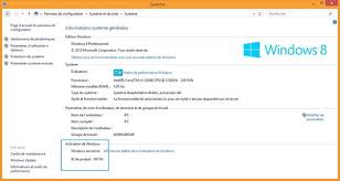 activer bureau a distance windows 8 comment activer windows 8