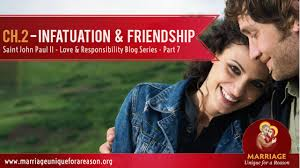 Infatuation Sympathy And Friendship Love And Responsibility Series