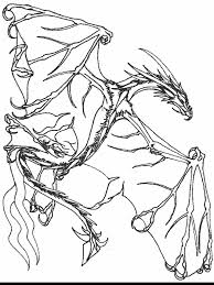 Dragons 19 Fantasy Coloring Pages