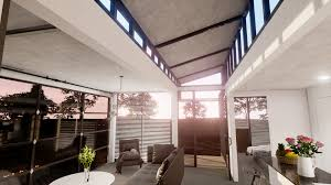 100 Shipping Container Homes Floor Plans GreenBoxcompany Big Living In A Modern Space