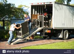 100 Truck Ramp Moving Stock Photos Moving Stock Images Alamy