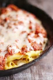 Creamy Italian Pasta Skillet