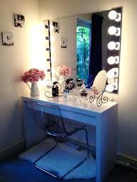Light Mirror Vanity Ikea Buddymantra In Lighted Vanity Mirror Ikea