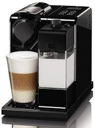 Nespresso Delonghi Lattissma Touch EN 550B Automatic Coffee Machine Black