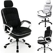 fauteil bureau chaise fauteuil de bureau confort inclinable et réglable en