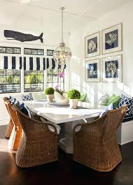 Coastal Round Dining Table Impressing Best Rooms Ideas On Light At Room