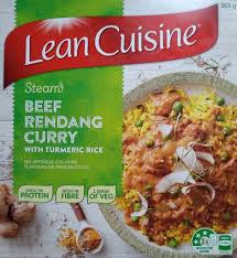 100 Cuisine Steam Lean Beef Rendang Curry 365g Lazy Food Reviews