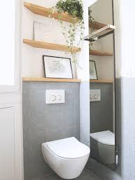 idee deco toilette en gris 1 photos et id233es d233co de wc et