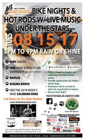100 Mansur Trucking Save The Date August 15th Paddys Paws Fundraiser Event