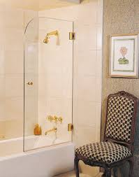 Bathtub Splash Guard Glass by Glasstec Shower And Tub Door Enclosures Century Bathworkscentury