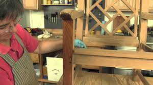 Smith And Hawken Teak Patio Chairs by How To Refinishing Outdoor Furniture Teak Chair Youtube