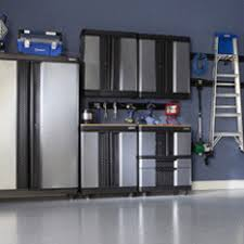 Unusual Ideas Design Lowes Garage Storage Cabinets Beautiful Shop