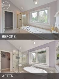 Small Bathroom Remodels Before And After by Best 25 Bathroom Before After Ideas On Pinterest Bathroom Sink