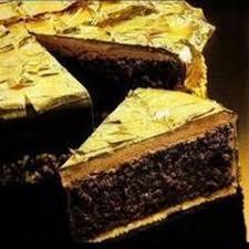5x 24 k essbare reines gold folie kuchen backen papier kunst