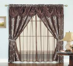 valance curtains for living room efjauk decorating clear