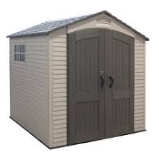 Step2 Lifescapestm Highboy Storage Shed by Plastic Outdoor Sheds