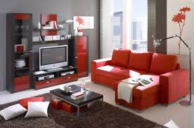Red Brown And Black Living Room Ideas by Stunning Velvet Red Interior For Decorating Ideas Interior