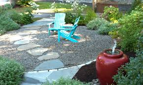 Diy Pea Gravel Patio Ideas by Gravel Patio Diy Low Cost Luxe Pea Gravel Patio Ideas To Steal