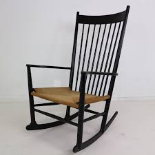 Black Rocking Chair J16 By Hans Wegner, Denmark, 1944 | #69874 Isla Wingback Rocking Chair Taupe Black Legs Safavieh Outdoor Living Vernon White Rar Eames Colby Avalanche Patio Faux Wood Rapson Amazoncom Adults For Heavy People Clips Monet Rattan Rocking Chair Base Pp Ginger