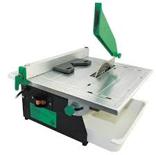 itc power tools 7 3 4 h p benchtop wet cutting tile saw