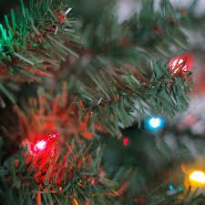 Pre Lit Multicolor Christmas Tree Sale by 4 Ft Pre Lit Hillside Pine Artificial Christmas Tree Multicolor