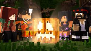 Minecraft Pumpkin Carving Ideas by Pumpkin Carving Contest Minecraft Challenge Youtube