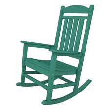 Recycled Earth-Friendly Outdoor Patio Executive Rocking ... Blue Personalised Rocking Chair Ta Miniature Merriment Keyser Keanu Scdinavian Duck Egg Solid Wood Vintage Nursing Aqua Rocking Chair Iasimpsonco Against Blue Wall And White Wooden Door Regal Fniture Ruby Jar Upholstered Childrens Aqua Light Green Nursery Decor Gift For Child Toddler Rocker Amazoncom Summer Waves Pool Lake Ocean Inflatable