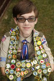 100 Truck Transportation Merit Badge Accomplished Texas Boy Scout Earns All 137 Merit Badges The
