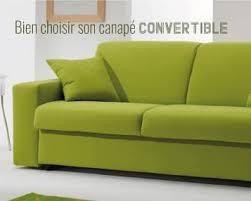 choisir un canapé bien choisir canapé convertible topdeco pro