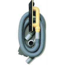 Scraping Popcorn Ceiling With Shop Vac by Hyde Dust Free Drywall Hand Sander Kit With 6 Foot Hose 09165