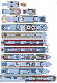 ncl gem deck plan pdf deck plans deck design and ideas