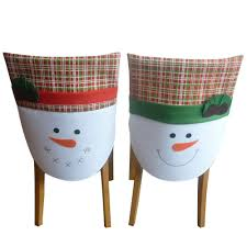 Christmas Chair Back Covers Snowman Dining Chair Back Covers For ... Oval Back Ding Chair Covers Stills Home Garden Room Slipcovers Unique Christmas Santa Hat Party Xmas Table Twopiece Dning Chair Back Cover And Seat Cushion Buffalo Etsy Ding Room Covers Iloandsoldiersclub Kitchen Seating Parson Ikea Upholstery Door Revival Styles And Victorian Black Feeling Crafty Sewing Patterns For Bar Stool Henriksdal Plastic Seat Chairs Large Armless Architectural Design Your Chocoaddicts