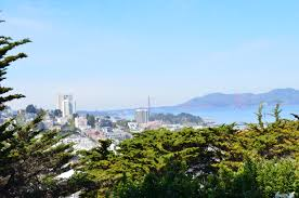 Coit Tower Murals Tour by Half Day Fishermans Wharf U0026 North Beach Walking Tour From San