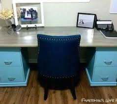 desk home office how to make a corner desk with file cabinets